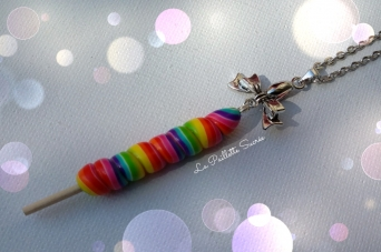 Le Collier Sucette Lolly
