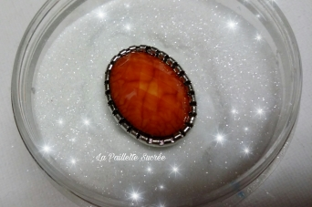 Le Cabochon Orange